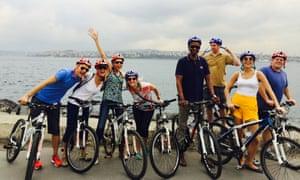 Istanbul On Bike