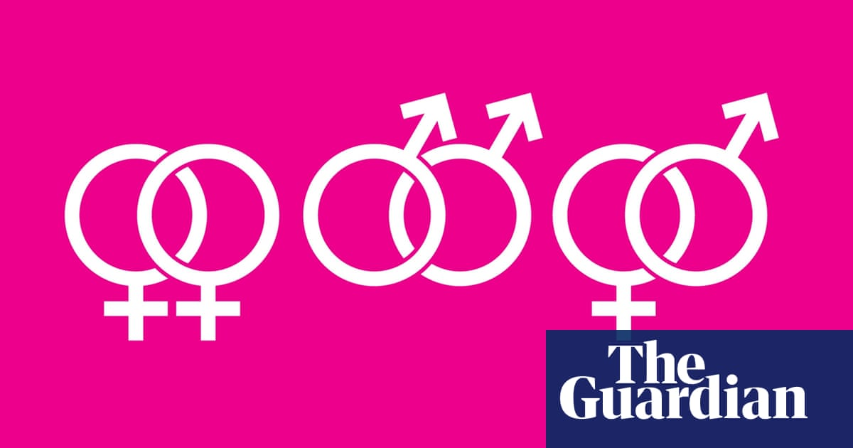 I'm a bisexual homoromantic': why young Brits are rejecting old