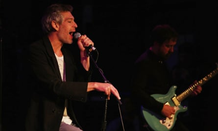 Matisyahu performs in New York, March 2015.