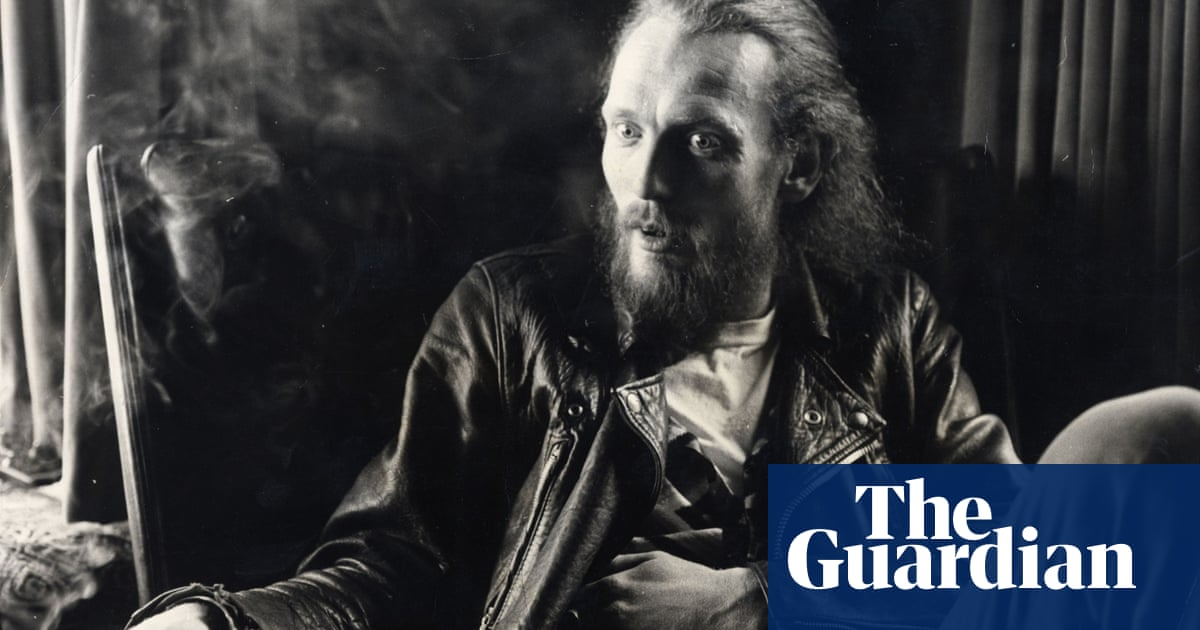 Ginger Baker: 'I'm not an easy person to get on with' – a