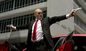 Hitman Agent 47 Review An Idiotic Mess With Gory Flair Film