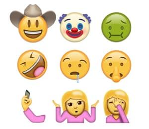 emoji mockup