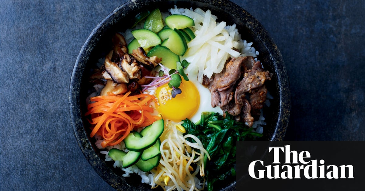 Six simple recipes from a korean kitchen food the guardian 1137 forumfinder Image collections