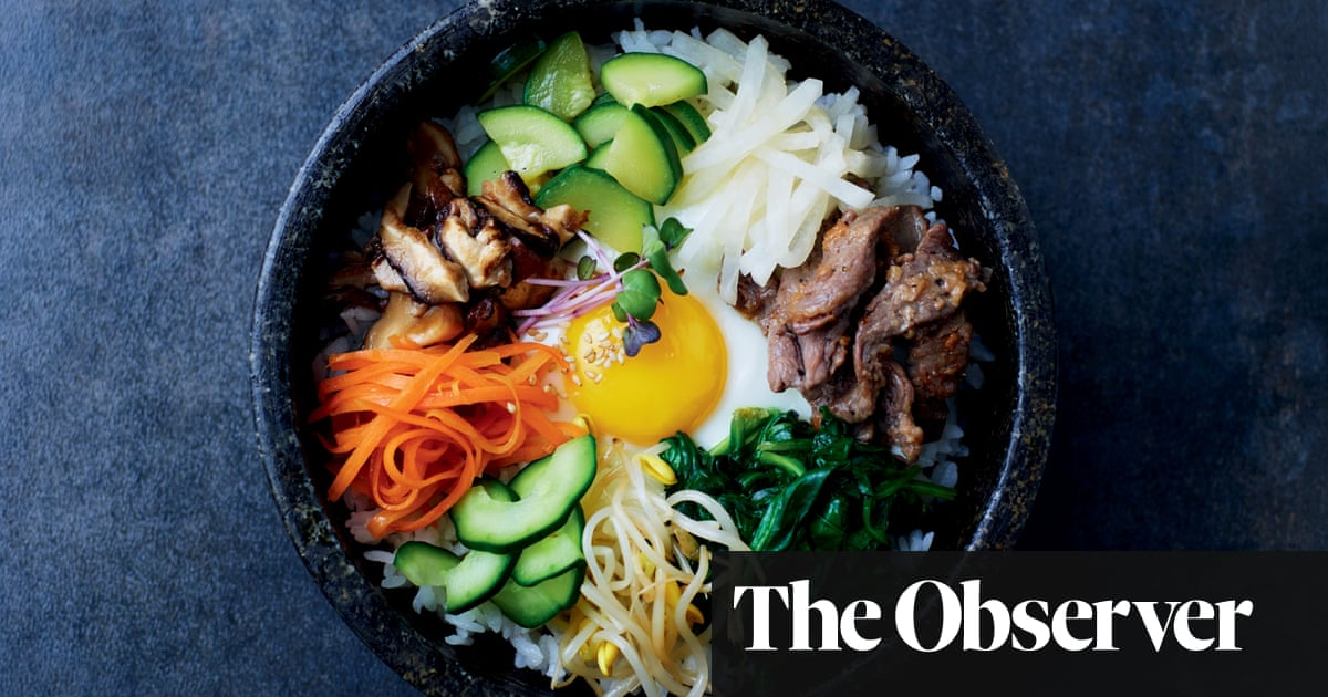 Six Simple Recipes From A Korean Kitchen Korean Food And Drink The Guardian