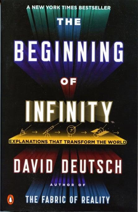 Deutsch The Beginning of Infinity