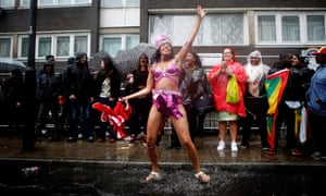 Notting Hill carnival organisers are charging £100 for press accreditation