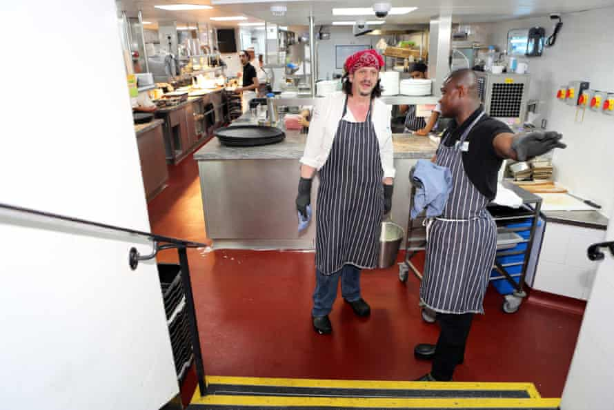 Wash Clean Scrub Can Jay Rayner Hack Life As A Kitchen Porter Restaurants The Guardian