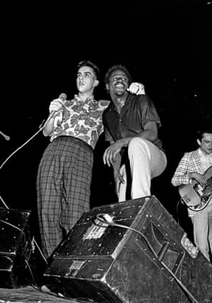 The Specials in Leeds, 1981.