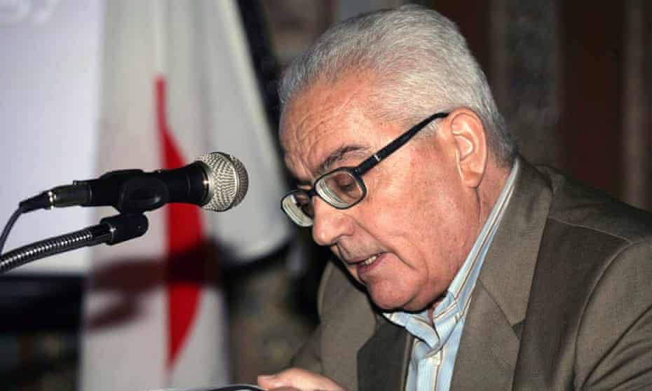 Khaled al-Asaad worked for 40 years as the head of antiquities in Palmyra