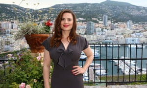 Agent Carter star Hayley Atwell