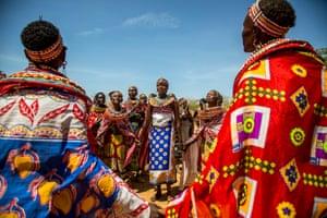 The Umoja women's village in northern Kenya