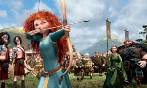 Was Brave's Princess Merida based on Boudicca?