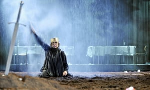 Hamlet - but maybe not as you know it: Lars Eidinger's production in Berlin.