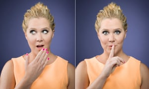 Comedian and actor Amy Schumer