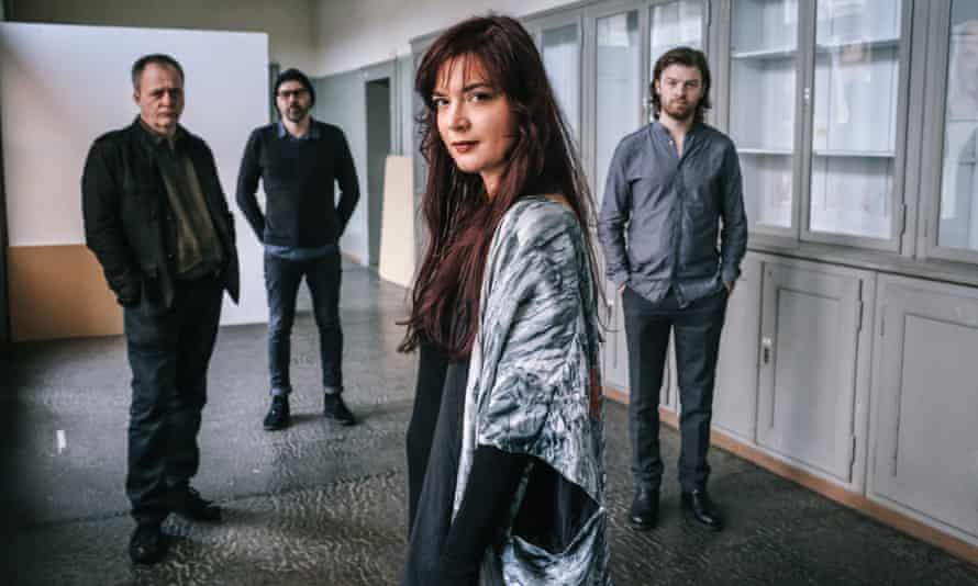 Elina Duni Quartet.