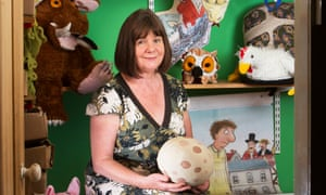 Julia Donaldson's criticism of children's apps carried weight with publishers and parents.