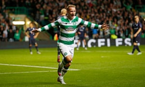 Celtic v Malmo - Champions League play-off first leg