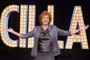The One and Only Cilla Black in 2013 celebrating Cilla's 50 years in showbusiness