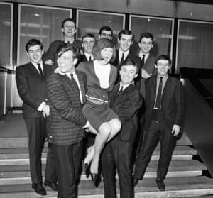 Billy J Kramer and the Dakotas and Gerry and the Pacemakers with Cilla Black