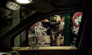 The work on the road,Prostitution,Milan province,Italy