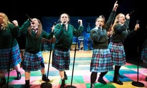 Our Ladies of Perpetual Succour, Traverse theatre, Edinburgh