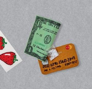 Lucy Sparrow artist cocaine