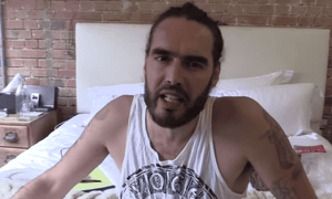 Russell Brand: taking a break from The Trews, Facebook and Twitter