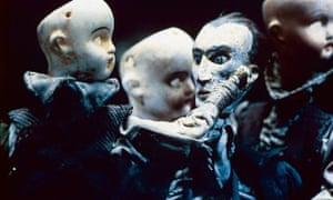 Still from The Quay Brothers' animation Street of Crocodiles (1986).