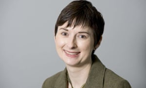 London Assembly member Caroline Pidgeon, who is almost certain to be her party's candidate for mayor.