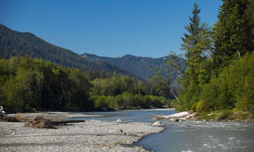 seattle river washington