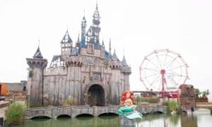 Banksy's Dismaland in Weston-Super-Mare