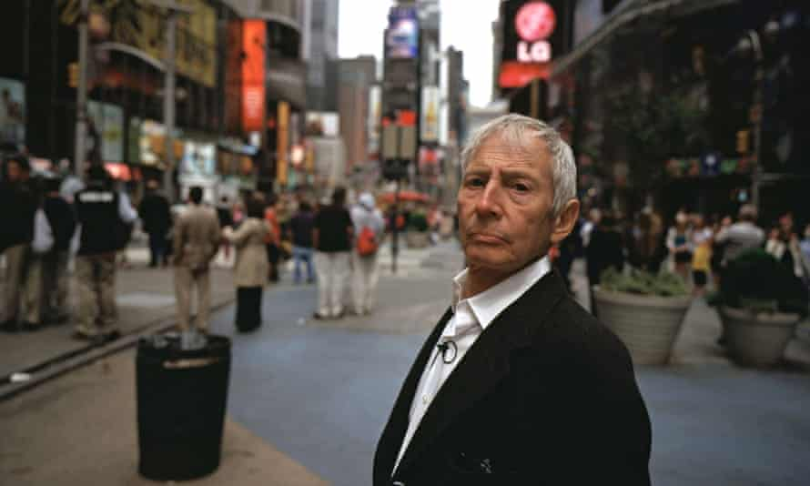 Unsettling … Durst in The Jinx: The Life and Deaths of Robert Durst. Photograph: HBO/Courtesy Everet