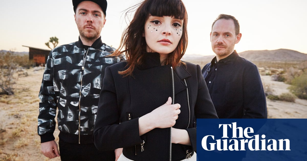 Chvrches: 'We could have sold 200,000 more records if we hid
