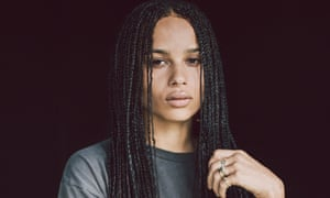 Zoë Kravitz: 'Art should be offensive to an extent. That's what gets a reaction out of people.'