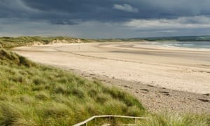 Dunes at Dunnet Bay