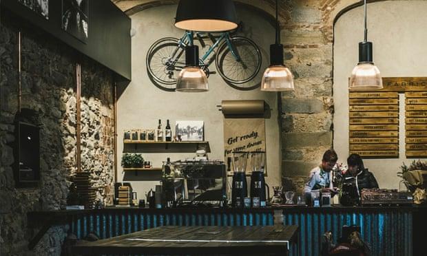 La Fabrica Girona, coffeeshop, Girona