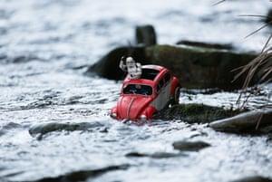 Stormtrooper crash car