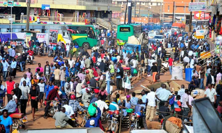 Kampala road