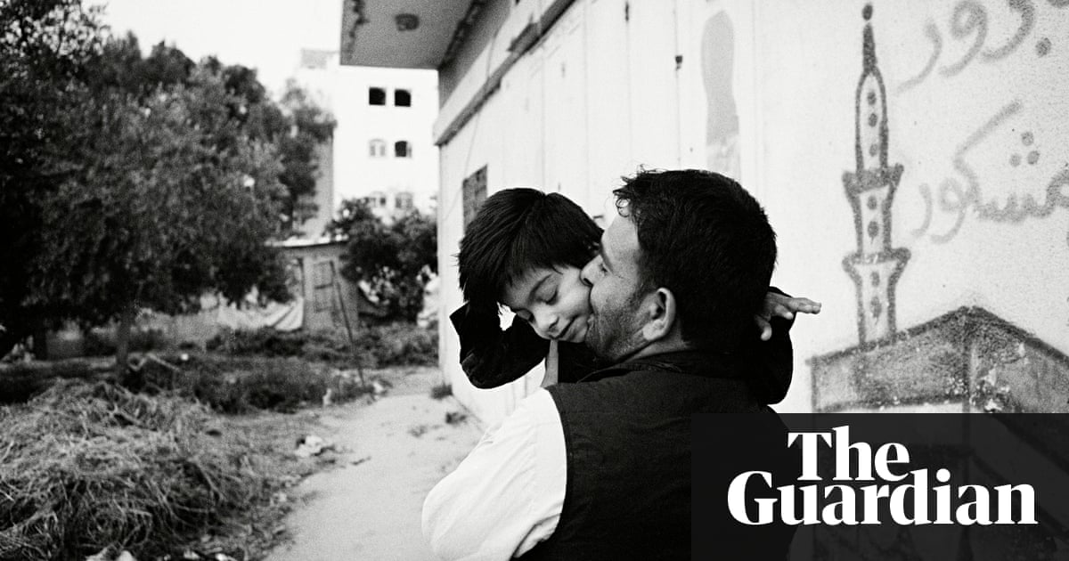 The children of Gaza who live with the legacy of war | Art and design | The  Guardian