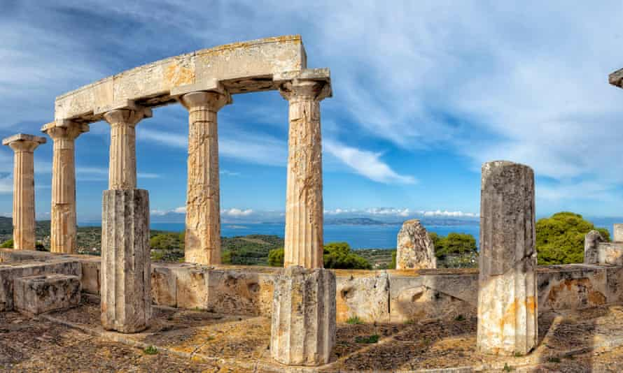 Temple of Aphaia, Greece
