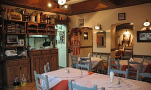 Karavalos Restaurant, Poros Town