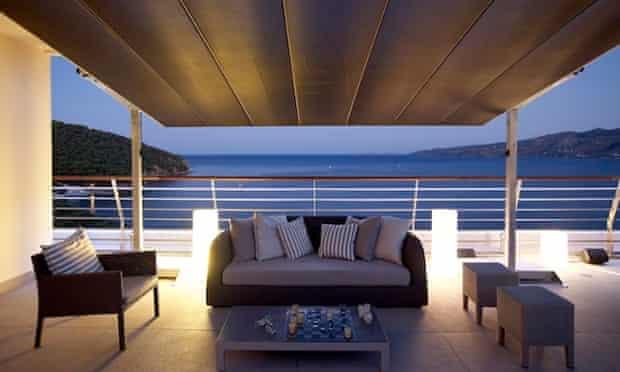 Sirene Blue Resort, Kalavria, Greece