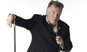 Stewart Lee: 'beautifully controlled demagoguery'.