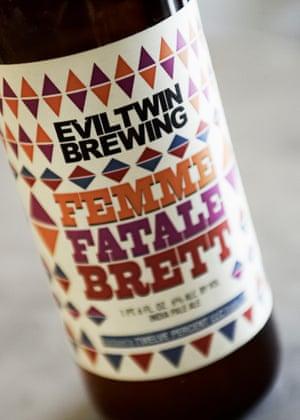 Femme Fatale beer
