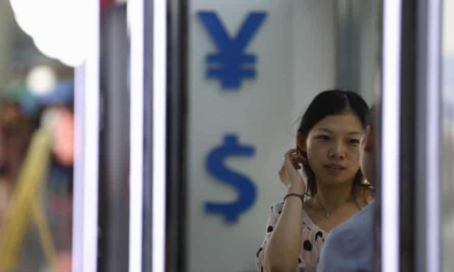 A succession of devaluations in China's yuan focused attention on the country's weakening economy.
