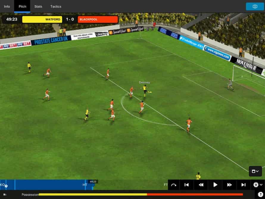 Football Manager Classic 2015.