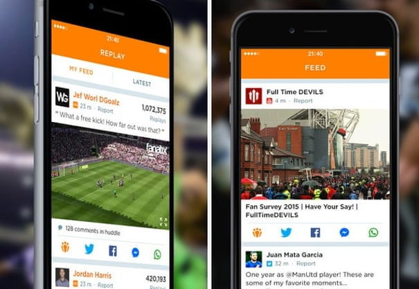 Ten of the best football apps and games | Technology | The