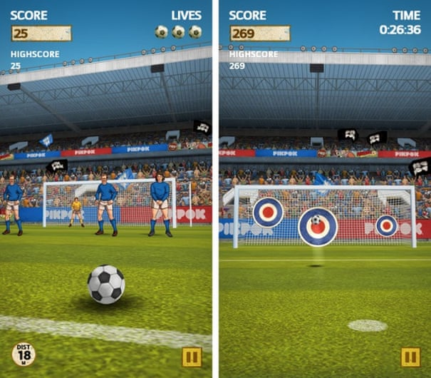 Ten of the best football apps and games | Technology | The Guardian