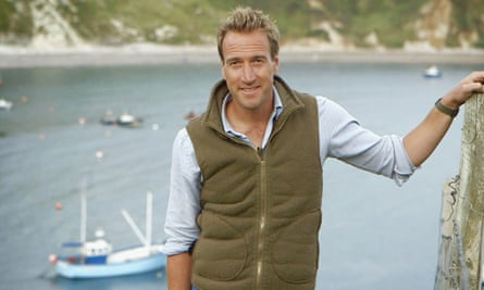 Ben Fogle: searching for great white sharks in ITV documentary