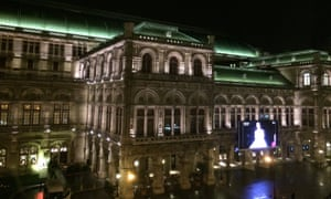 The art world is your oyster … the glittering palaces of Vienna's Ringstrasse. Maeve Kennedy